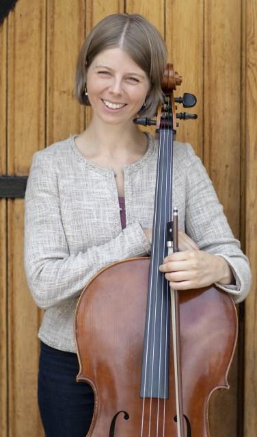 Celliste Renske Béguin. Foto: PR