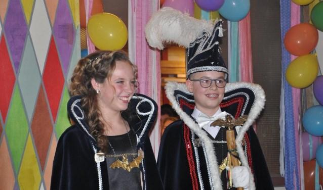 Prinses Fleur en Prins Timo. Foto: Sandra Baas