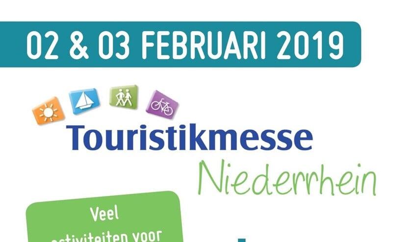 15e Toerismebeurs Niederrhein in beurs- en congrescentrum Messe Kalkar