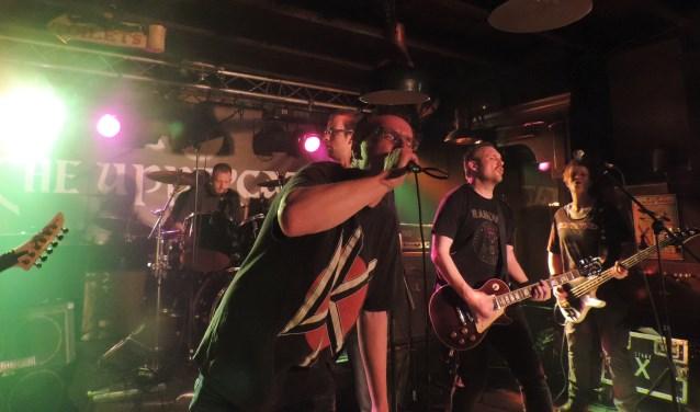 Eén van de bands is MacLympies. Foto: PR