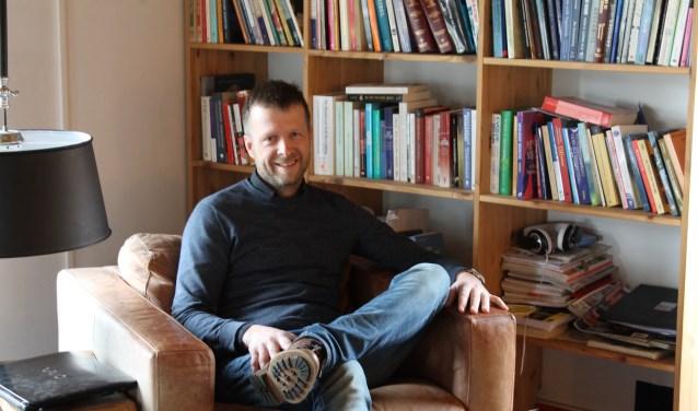 Arjan Lievers. Foto: Kristel te Bokkel