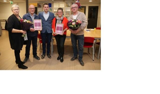 Johan ten Dolle werd benoemd tot lid van verdienste. Foto: PR