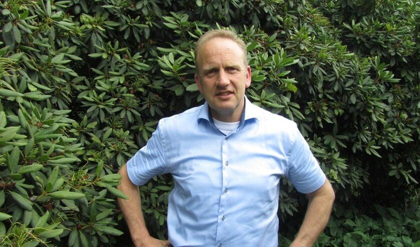 Wim Elferdink was in juni nog vol vertrouwen. Foto: Bernhard Harfsterkamp