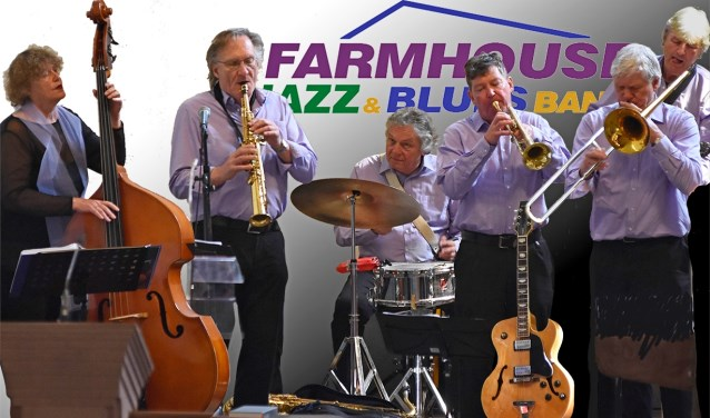Farm House Jazz & Bluesband. Foto: PR