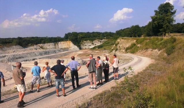 Rondleidingen door de Steengroeve zijn weer mogelijk vanaf april. Foto: 100 % Winterswijk