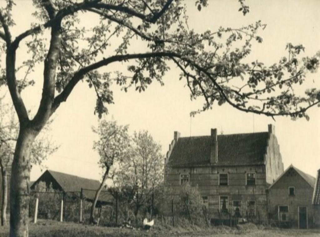 't Hoge Huys te Bronkhorst. Foto: Erfgoedcentrum Achterhoek en Liemers  © Achterhoek Nieuws b.v.