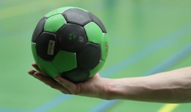 Handbalwedstrijden. Foto: Liesbeth Spaansen