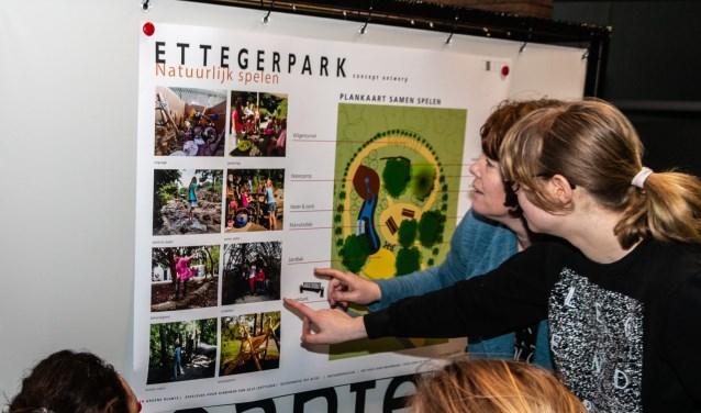 Het ontwerp is gemaakt met de input van kinderen en de inrichting is geschikt voor kinderen met een beperking. Foto: Henk Derksen