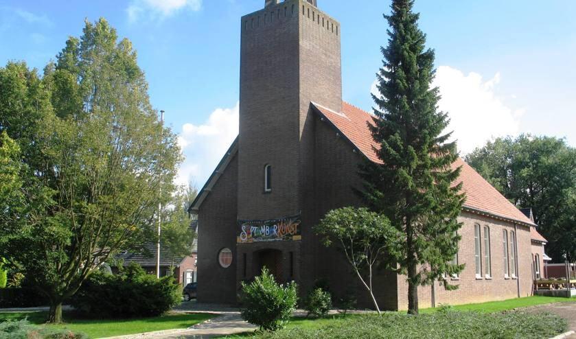 De Koppelkerk. Foto: Bernhard Harfsterkamp