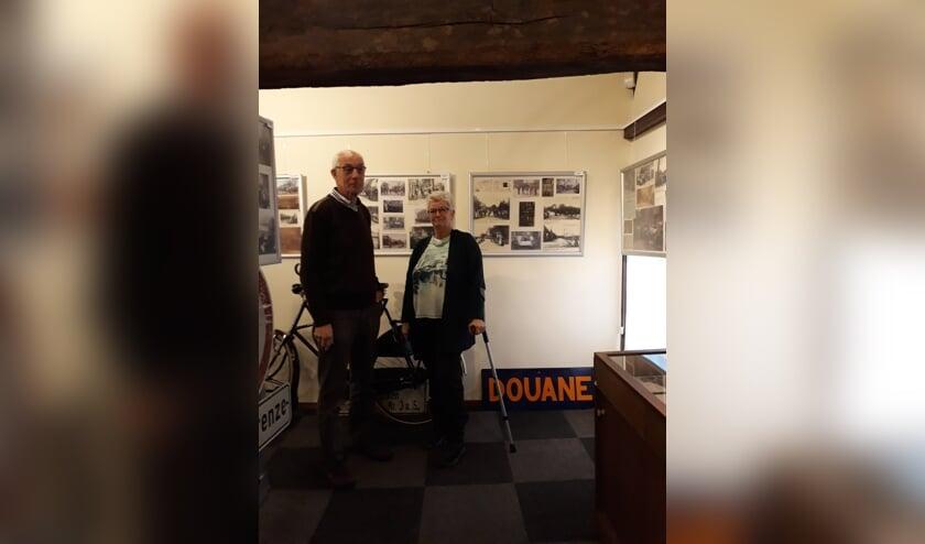Berend Enserink en Sonja Rexwinkel. Foto: Iris Jansen