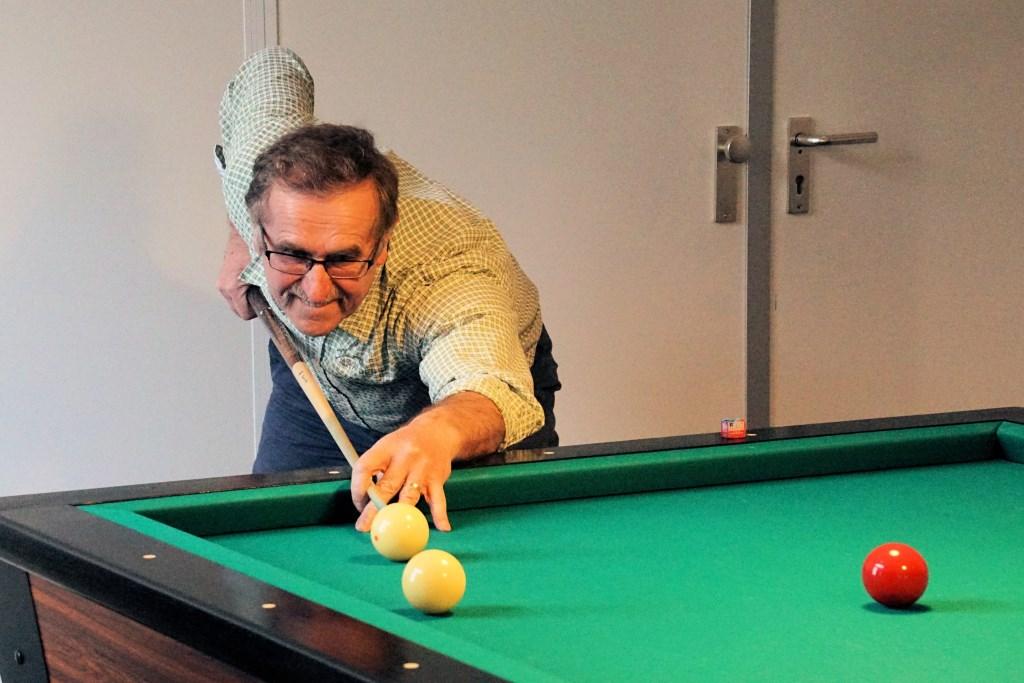 Sjef Kemperman in actie. Tonnie Icking. Foto: Frank Vinkenvleugel  © Achterhoek Nieuws b.v.