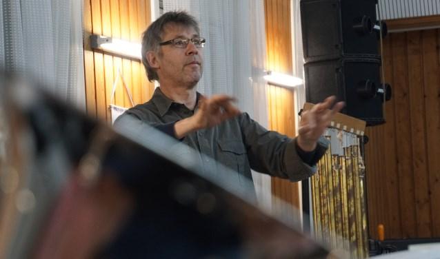Bart van den Goorbergh. Foto: Frank Vinkenvleugel