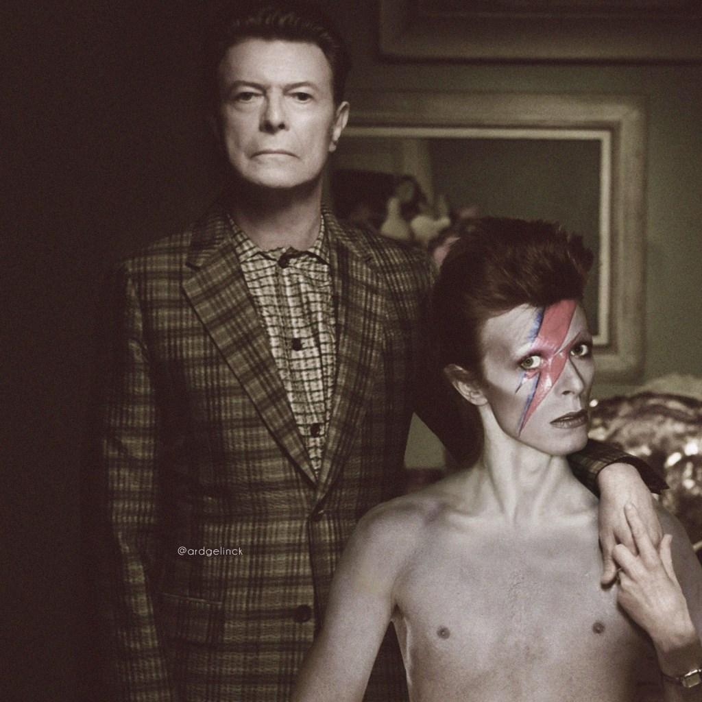 David Bowie.  © Achterhoek Nieuws b.v.