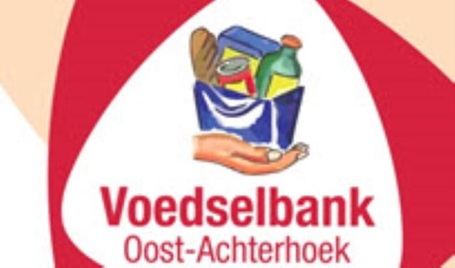 Het logo van de Voedselbank Oost-Achterhoek.