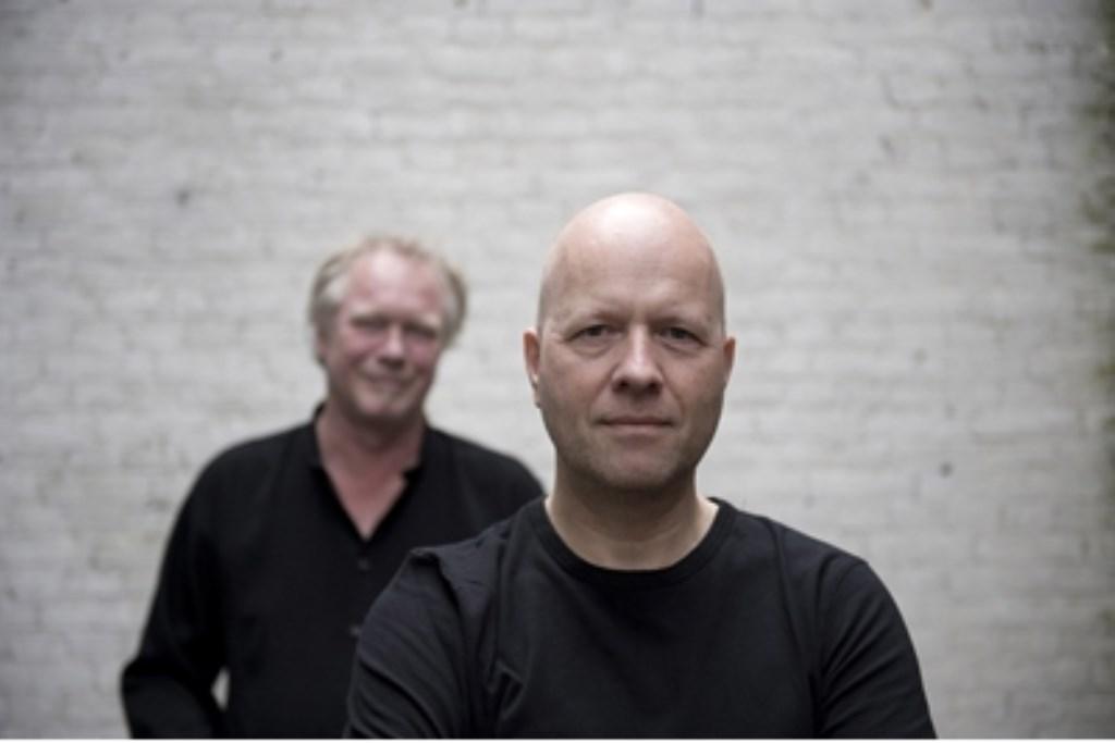Foto: Ernst de Corte en Guus Westdorp. Foto: PR  © Achterhoek Nieuws b.v.