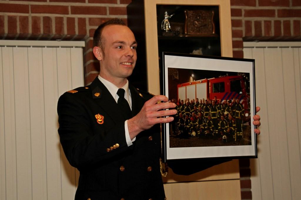 Bjorn Hekkelman is per 1 april postcommandant in Zelhem. Foto: Liesbeth Spaansen  © Achterhoek Nieuws b.v.