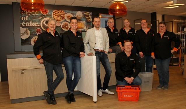 Henk Beumer en team staan donderdag 14 maart weer klaar in een compleet verbouwde Blokker en Top 1 Toys in Zelhem. Foto: Liesbeth Spaansen