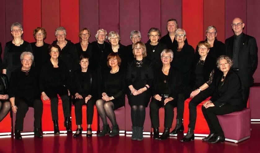 Vrouwenkoor Musica. Foto: Ilse Kruijsen