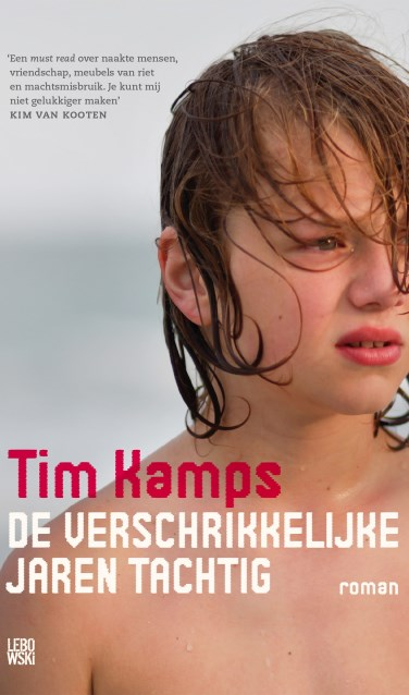 Auteur Tim Kamps is te gast bij Boek the Party.   Foto: PR
