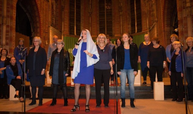 De Mariapassie wordt ook in de Zuiderkerk uitgevoerd. Foto: PR