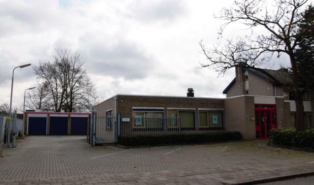 043a340ee1c Het voormalige politiebureau aan de Schatbergstraat staat al jaren leeg.  Foto: Dinès Quist