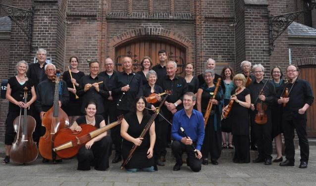 Zutphens Barok Ensemble. Foto: PR