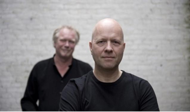Foto: Ernst de Corte en Guus Westdorp. Foto: PR