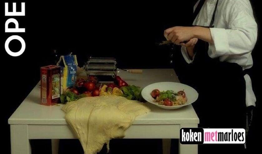 Koken met Marloes