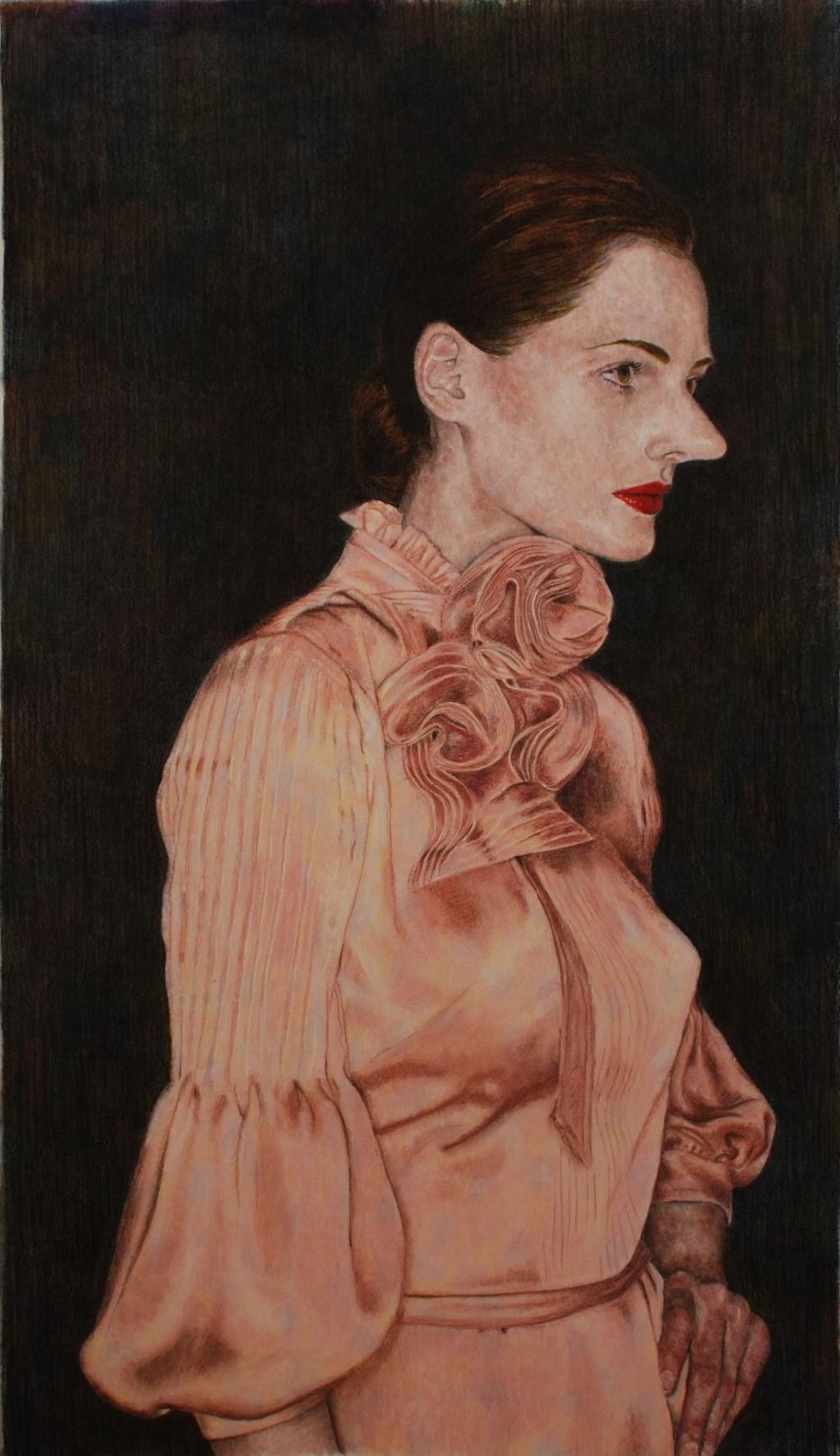 Werk van Iris van Dongen, Victoria, 2008. Foto: PR