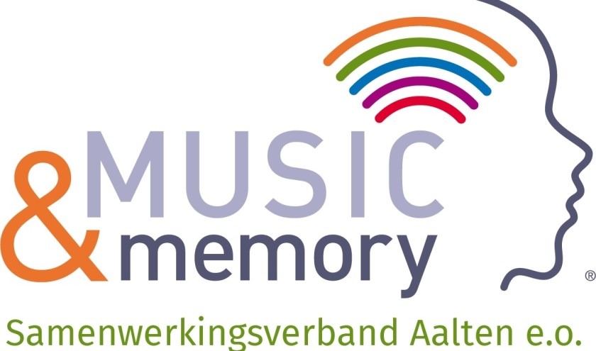 Het logo van Music & Memory Aalten. Foto: PR