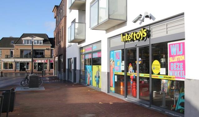 Het filiaal aan de Nieuwmarkt sluit medio mei haar deuren. Foto: Annekée Cuppers