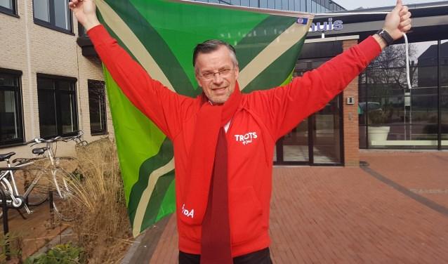 PvdA'er Peter Baks wil meer aandacht voor de Achterhoek. Foto: Kyra Broshuis