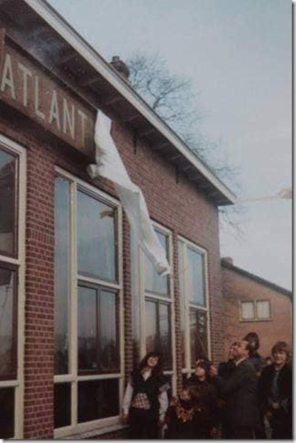 De opening van Atlantic. Foto: PR  © Achterhoek Nieuws b.v.