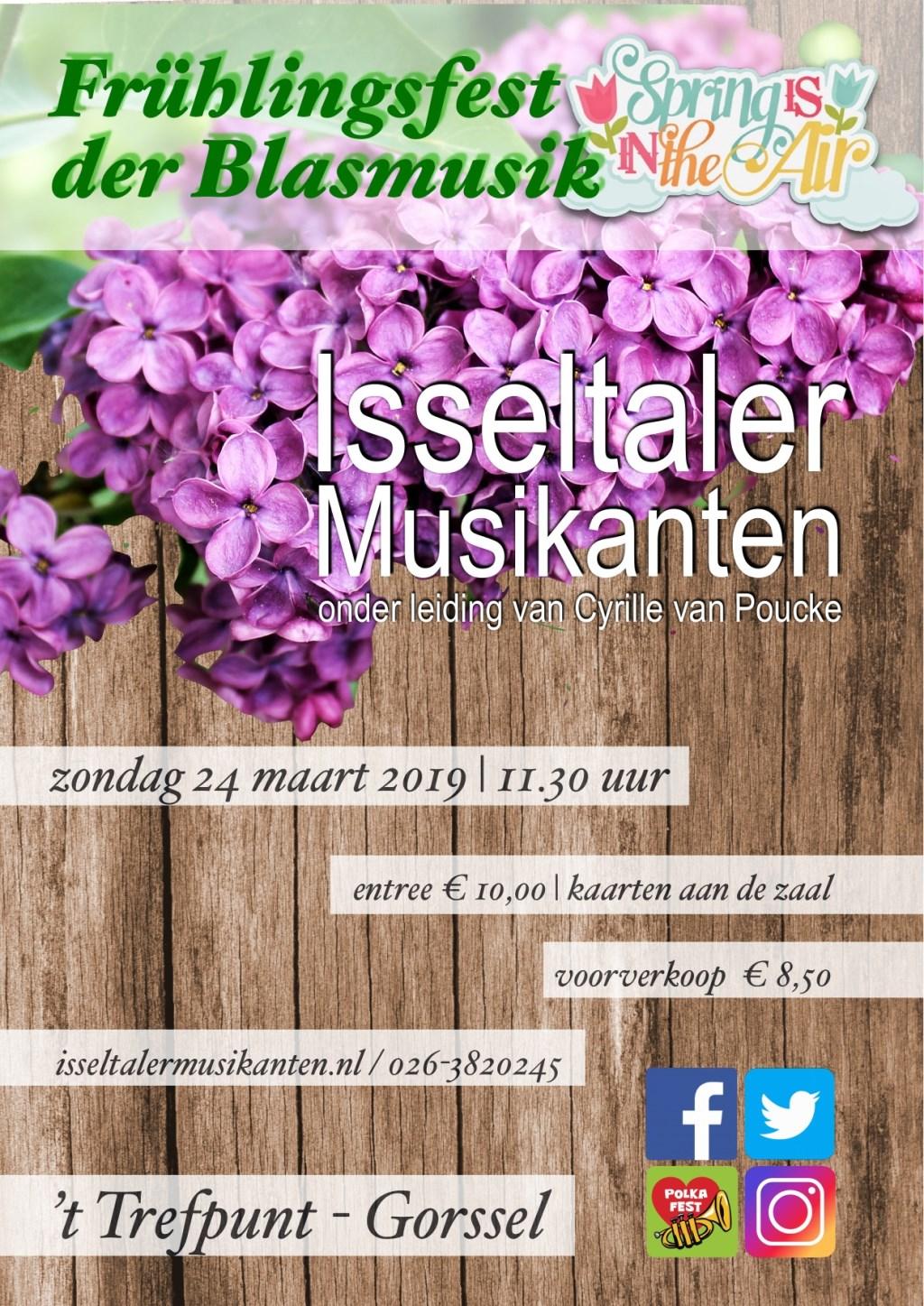 Concertposter  © Achterhoek Nieuws b.v.
