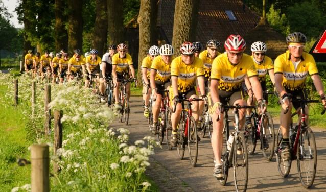 Men kan kiezen uit 80 of 110 kilometer. Foto: Achterhoekfoto.nl/Paul Harmelink