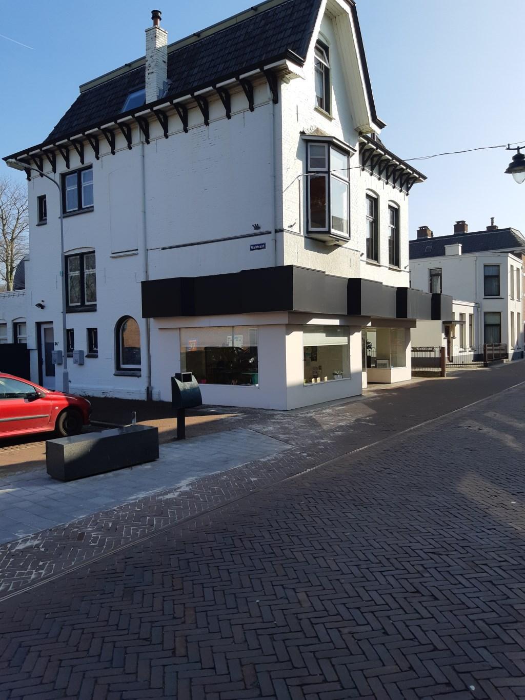 Het pand 'Rondeel' momenteel. Foto: Ferry Broshuis  © Achterhoek Nieuws b.v.
