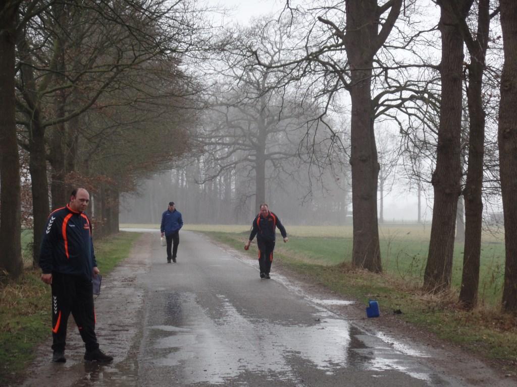 André Vruggink won met 't Broek 1 uit Ruurlo de verenigingsklasse 1. Foto: Jan Hendriksen,  © Achterhoek Nieuws b.v.