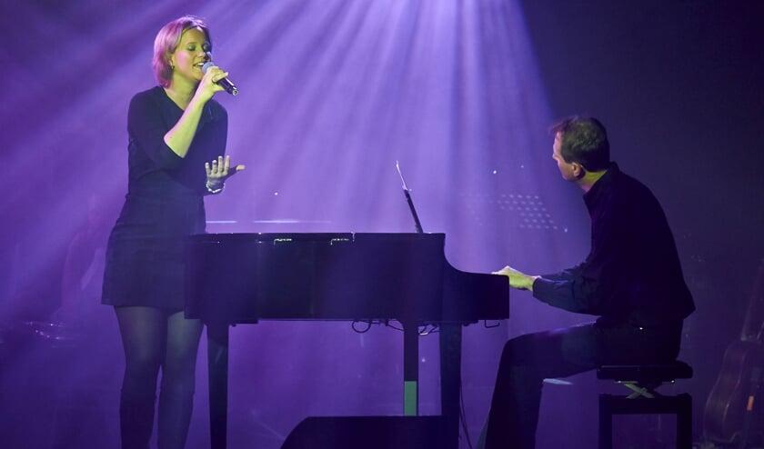 Leonie van den Berg en Henk Lips. Foto: PR