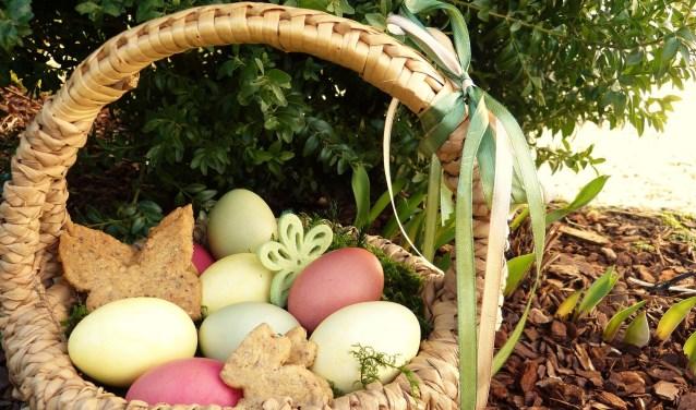 Alle hulp is welkom, om te zorgen dat ook mensen die het moeilijk hebben, vrolijk Pasen kunnen vieren. Foto: PR