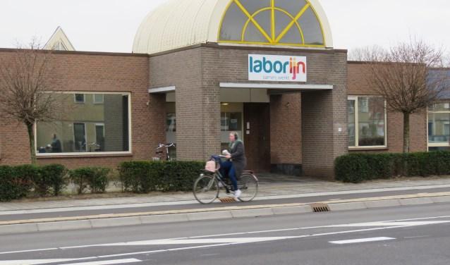 Het pand van Laborijn aan de Terborgseweg in Doetinchem. Foto: Bert Vinkenborg