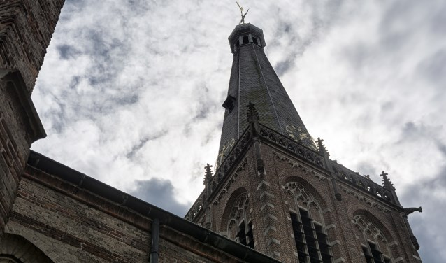De Catharinakerk in Doetinchem. Foto: Bram Wassink