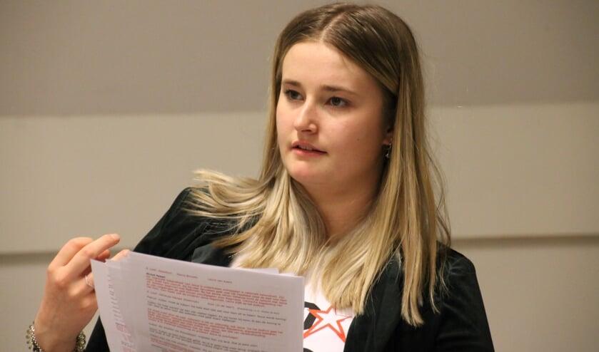 Babette Zwetsloot. Foto: Annekée Cuppers