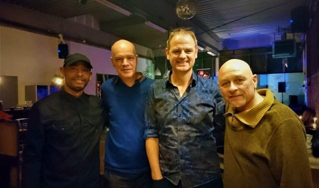 Jeroen Pek & Friends. Foto: PR
