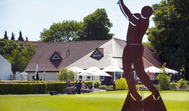 Golfplatz Borghees biedt Rotary Bergh gastvrij onderdak. Foto: PR