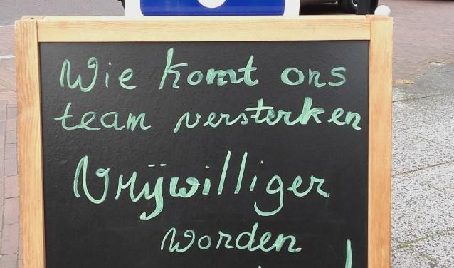 De VVV Vorden kan vrijwilligers goed gebruiken. Foto: PR