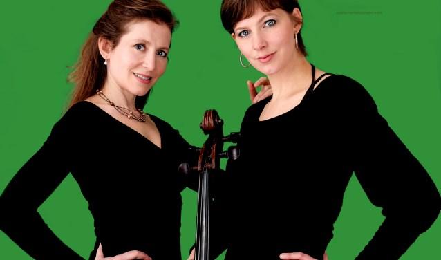 Lucie Štepánová  en Ksenia Kouzmenko. Foto: PR