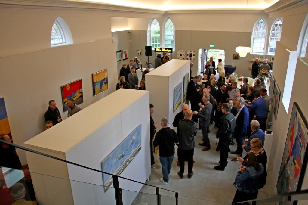 De galerie Kunst of Art. Foto: Liesbeth Spaansen  © Achterhoek Nieuws b.v.