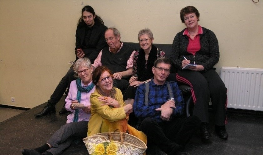Theatergroep Maskerade. Foto: PR