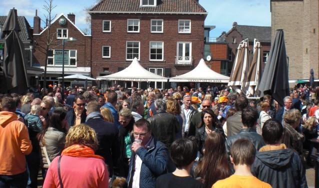 Koningsdag in Doetinchem. Foto: PR