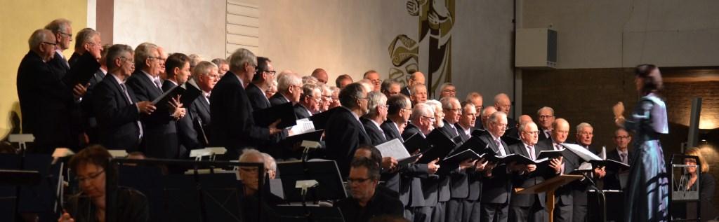 Het ACM tijdens een concert in de Zuiderkerk. Foto: PR  © Achterhoek Nieuws b.v.